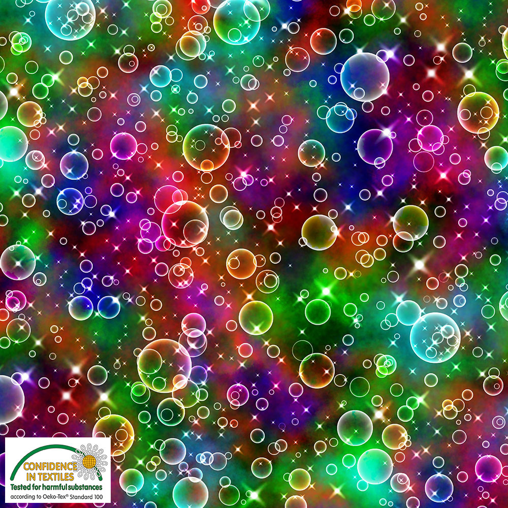 Colourful Bubbles