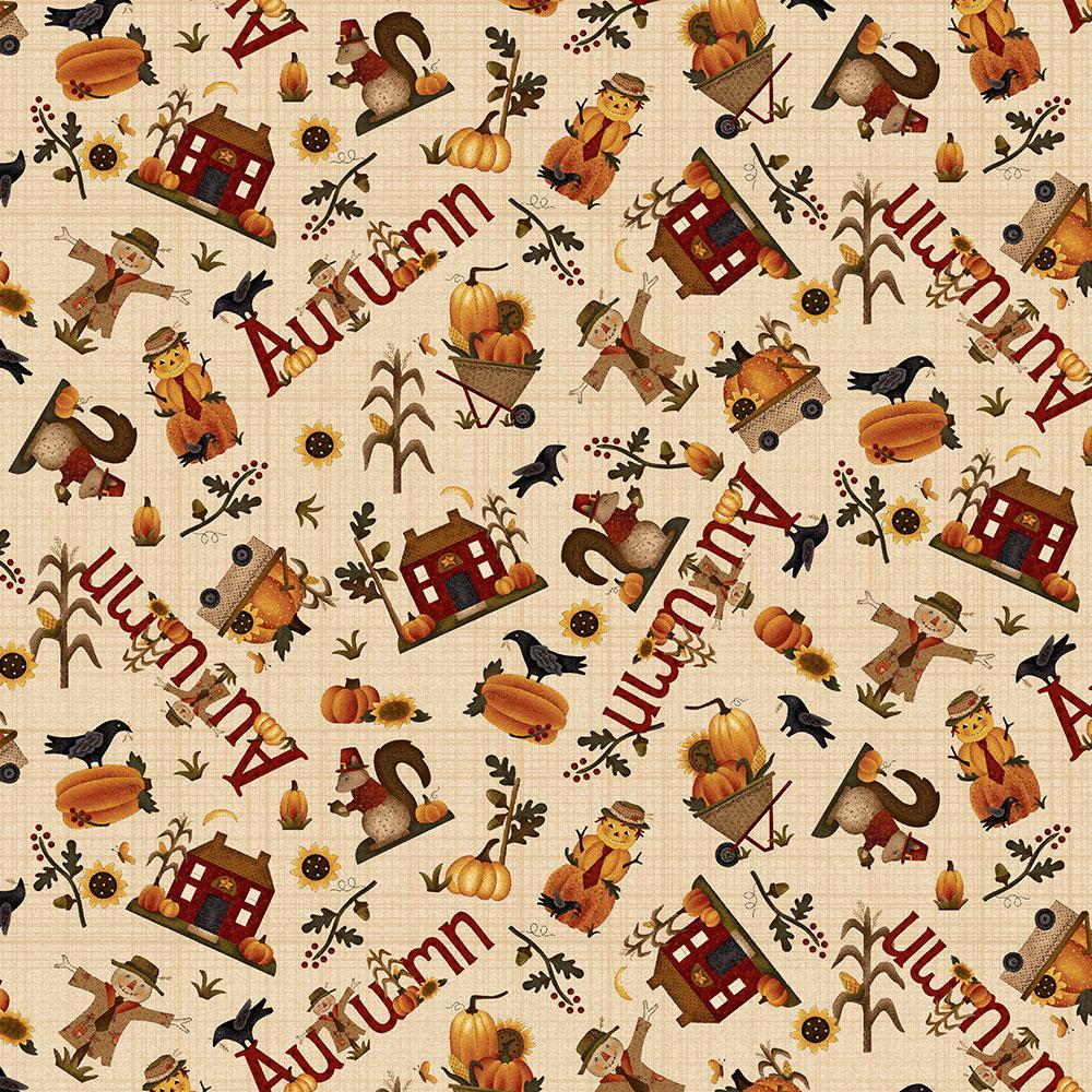Buttermilk Autumn