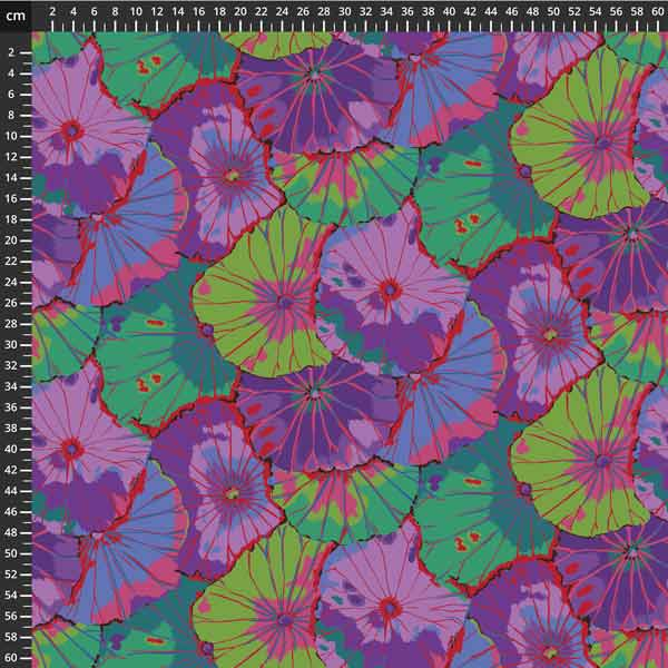 "Kaffe Fassett Collective 108"" Quilt Back"