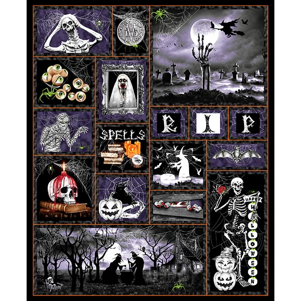 Hocus Pocus Halloween - Glow in the dark