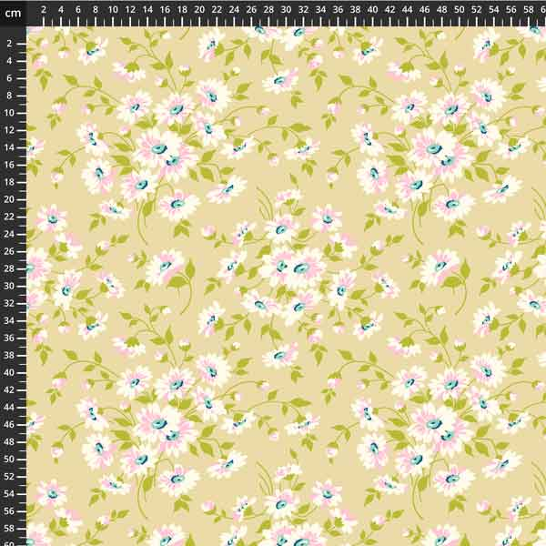 """True Kisses 108"""" Wide Backing"""