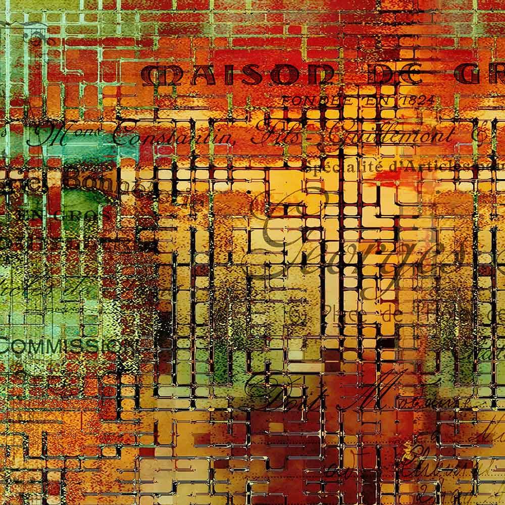 Tim Holtz - Abandoned - Digital