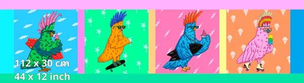 Mulga - Summer Birds