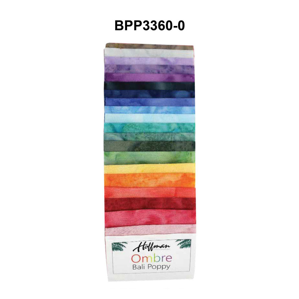 Bali Poppies 2nd Generation Ombre