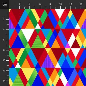 "Modern Pyramids 108"" - Digital"