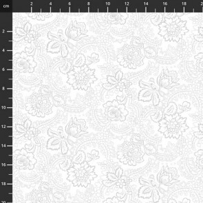 "Touch of White III 108"" Quilt Backing"