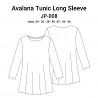 AVALANA Garment Pattern